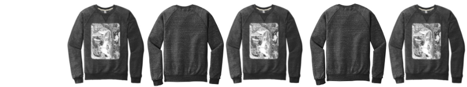 2021 French Terry Sweatshirt